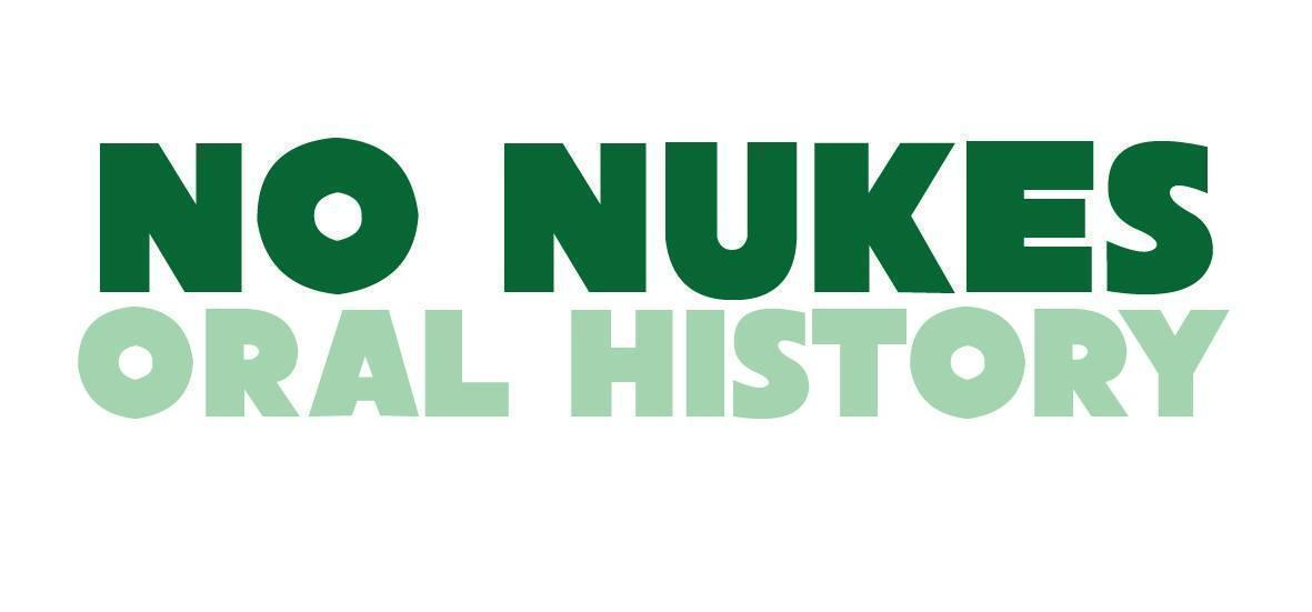 No Nukes Oral History Project